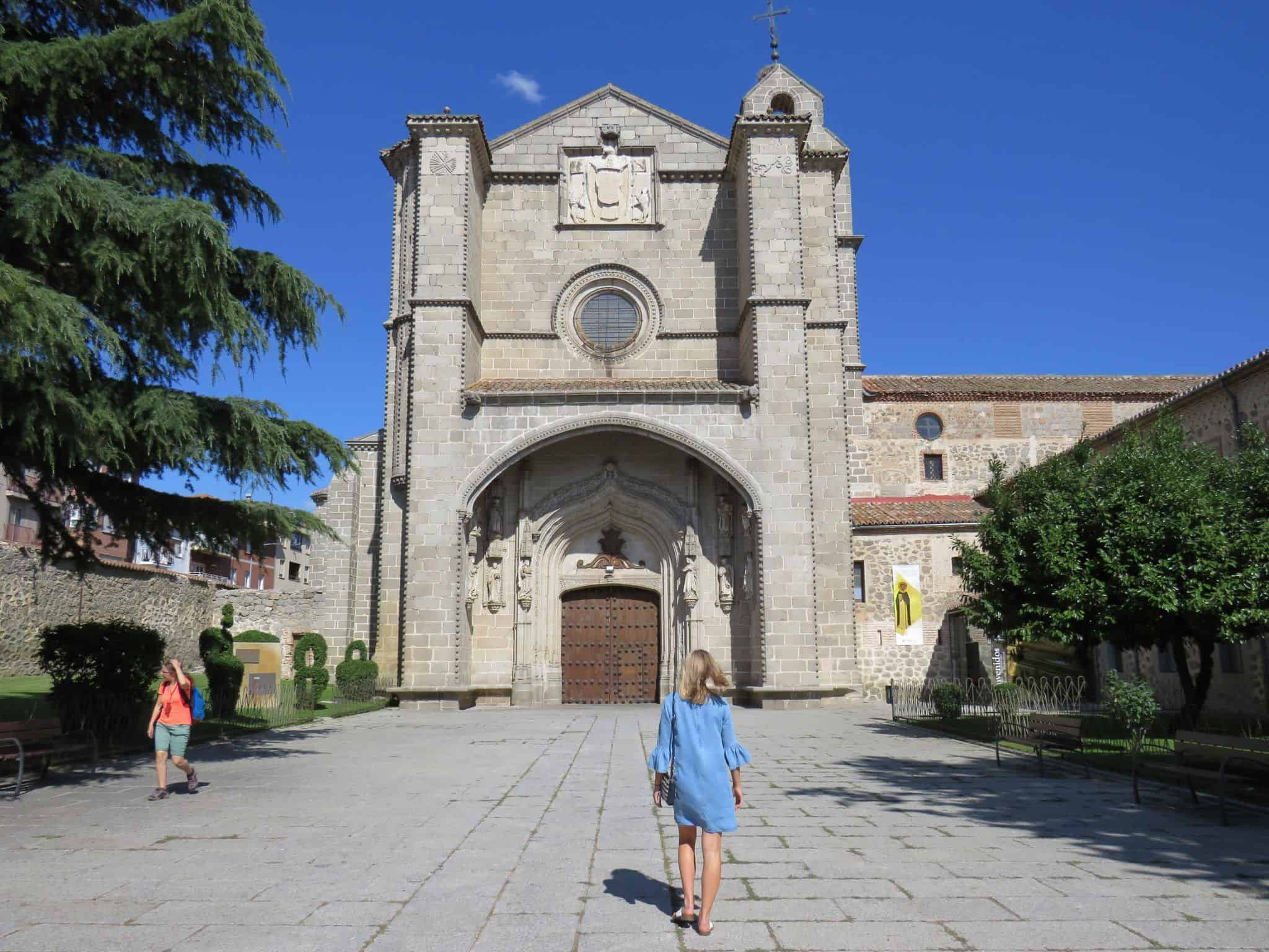 Real Monasterio de Santo Tomás en Ávila