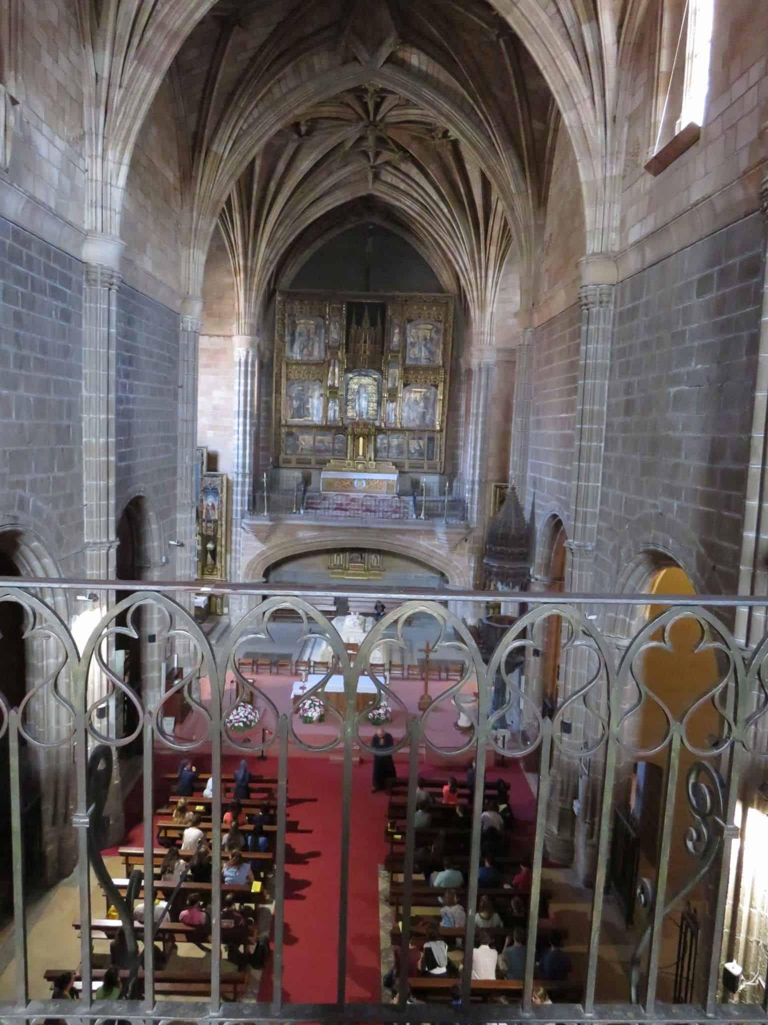 Monasterio de Santo Tomás.