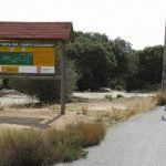 Ruta campo azalvaro camino verde