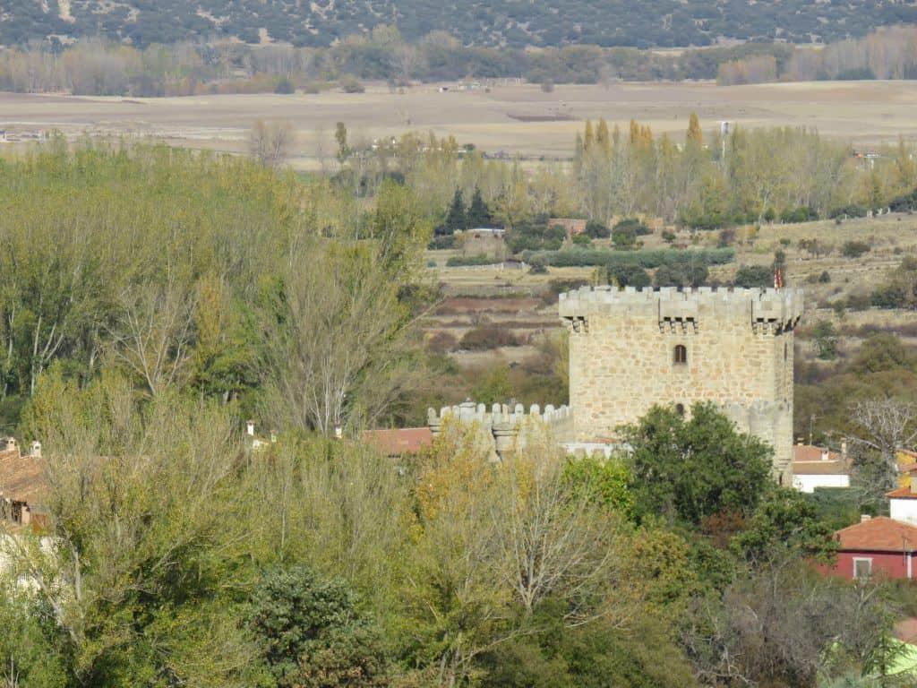 Castro de Ulaca.