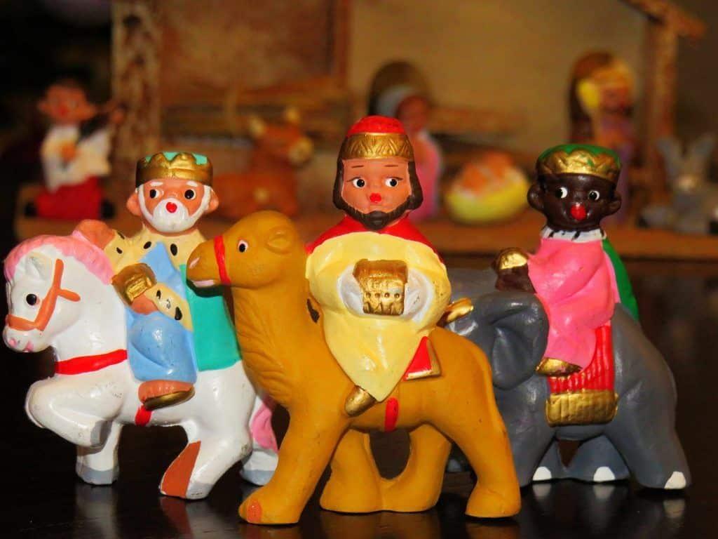 cabalgata de Reyes Magos en Ávila