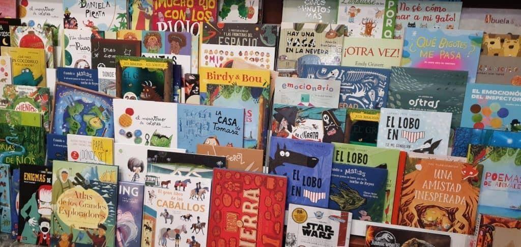 libros letras