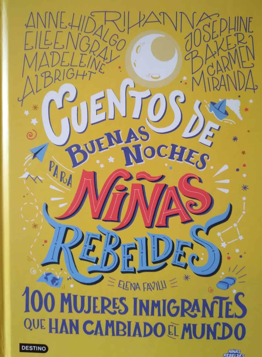 Niñas Rebeldes Inmigrantes