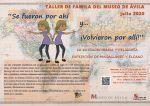 Taller Magallanes Elcano museo de Ávila