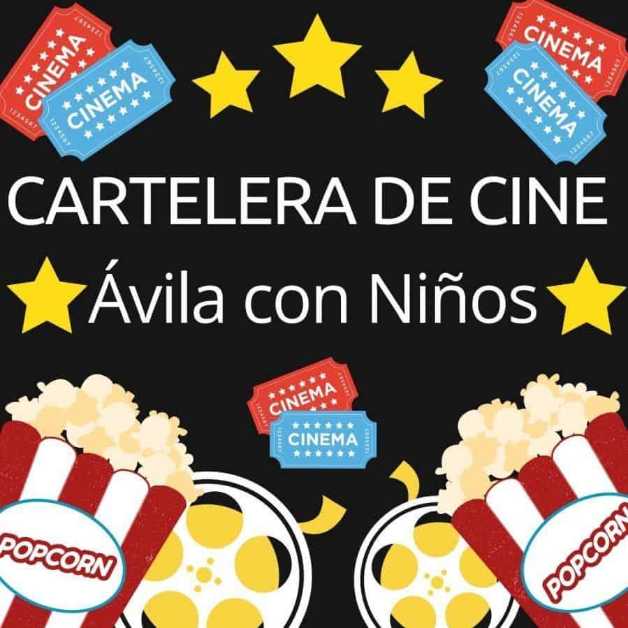 CARTELERA DE CINE EN ÁVILA