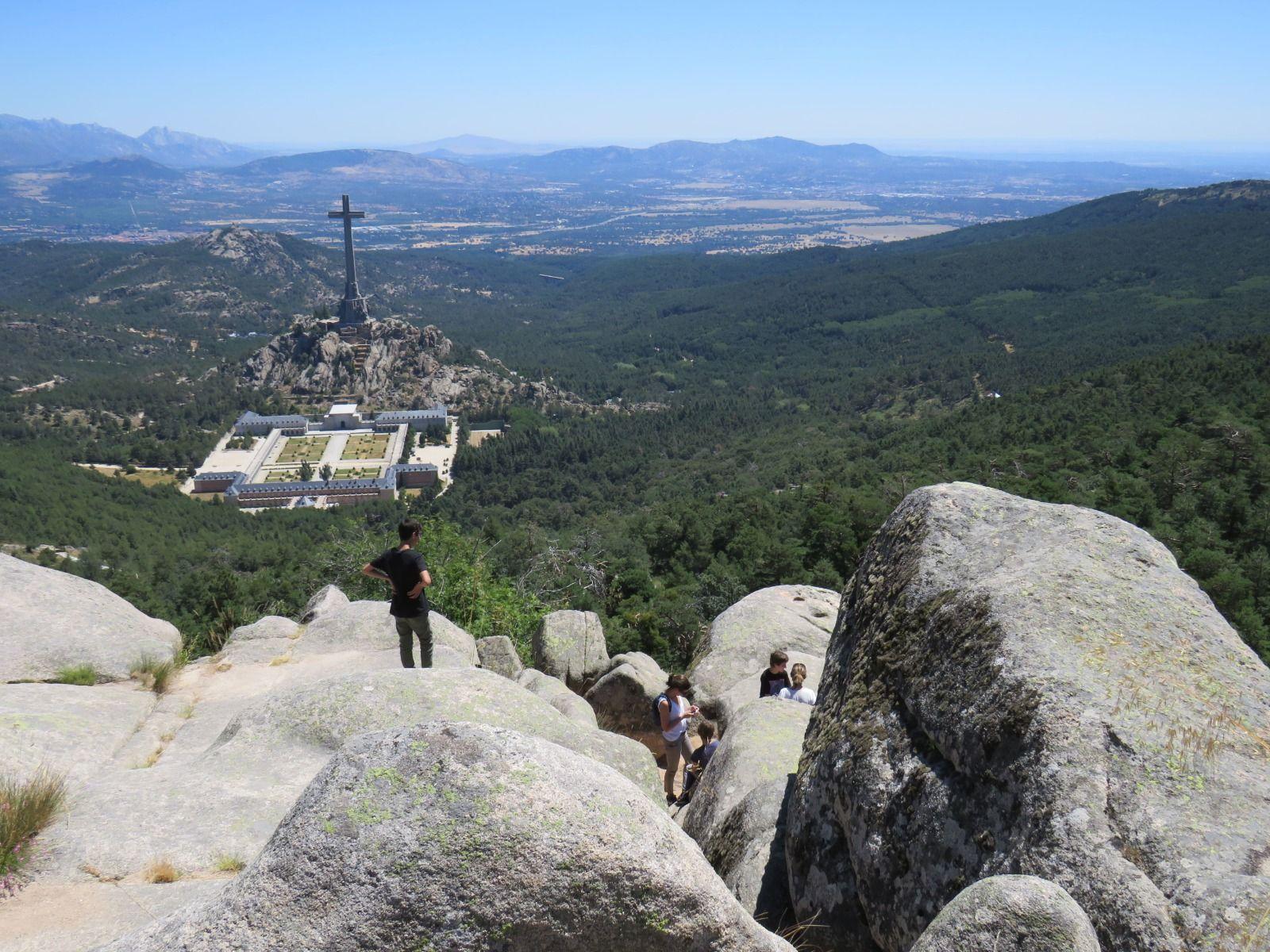 Mirador de Cuelgamuros. Valle de los Caídos