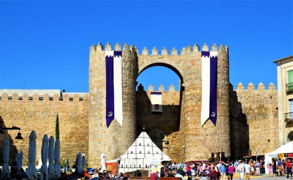 Mercado Medieval Ávila
