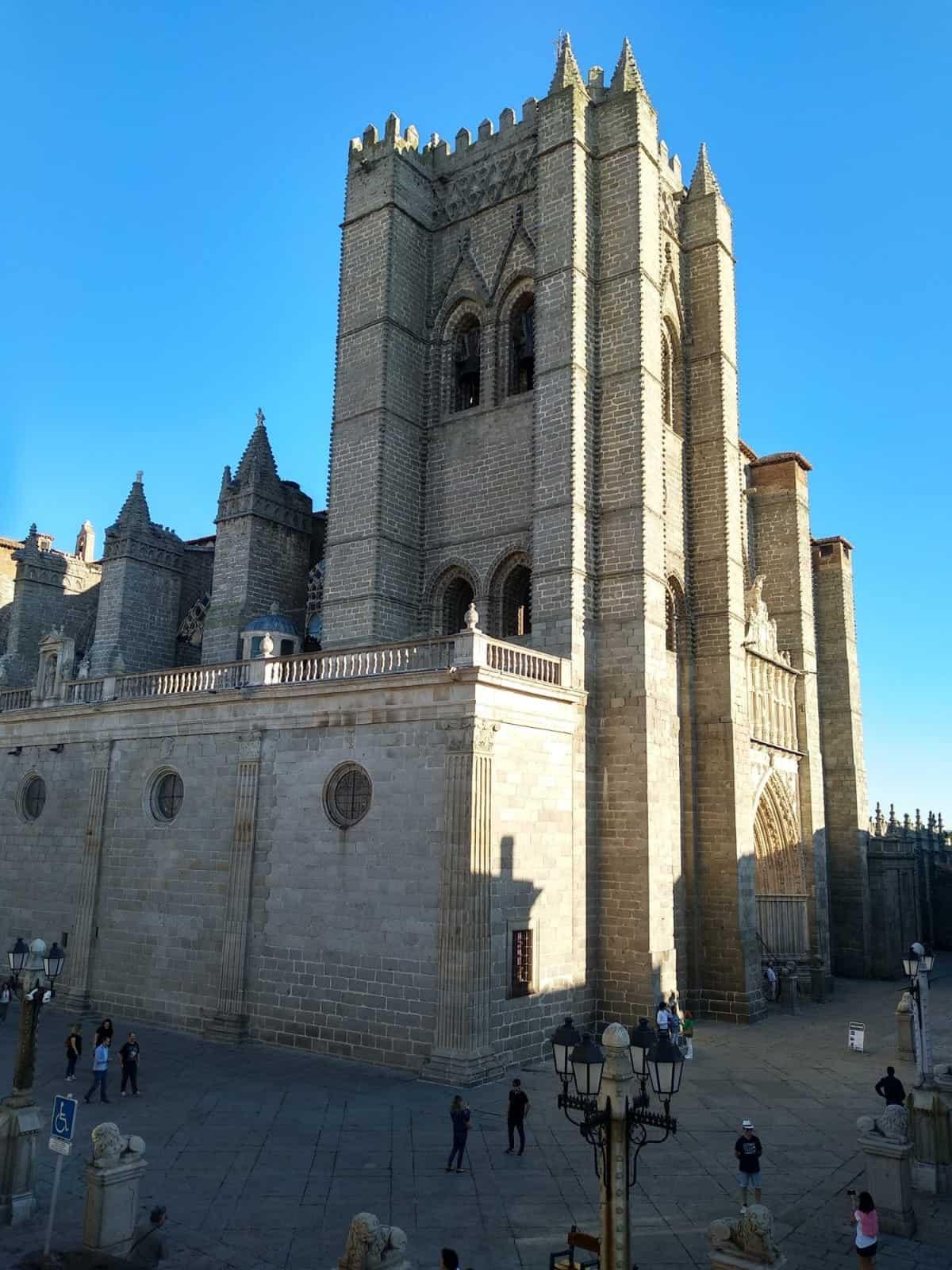Catedral. Qué ver en Ávila.