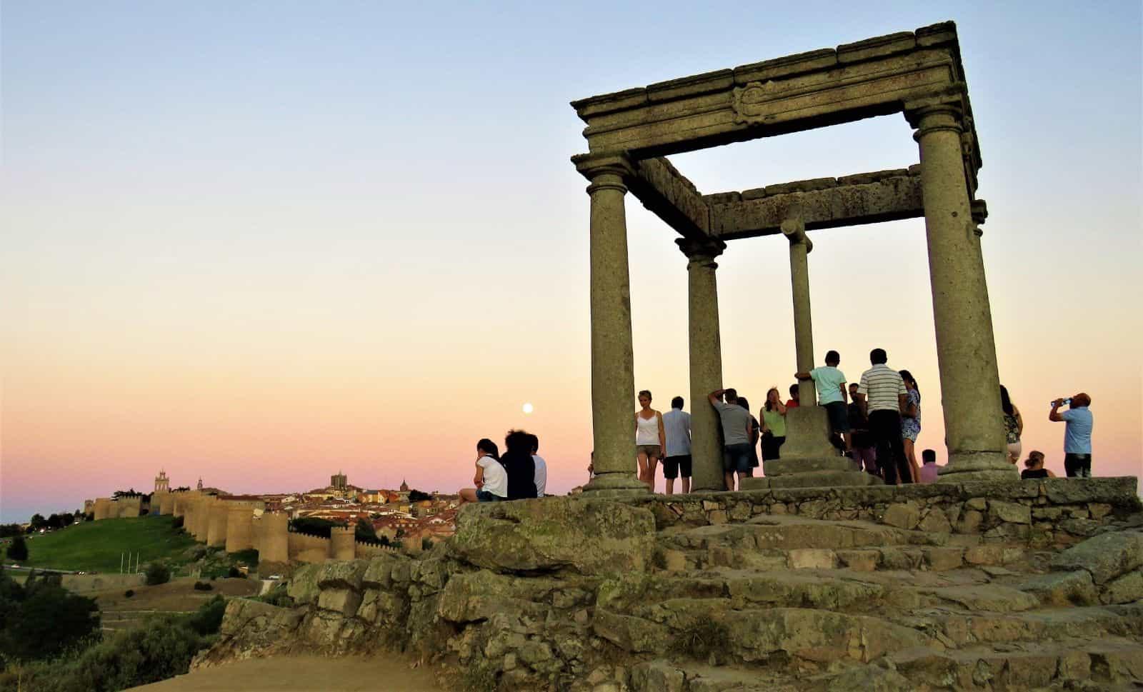 Las mejores vistas de Ávila