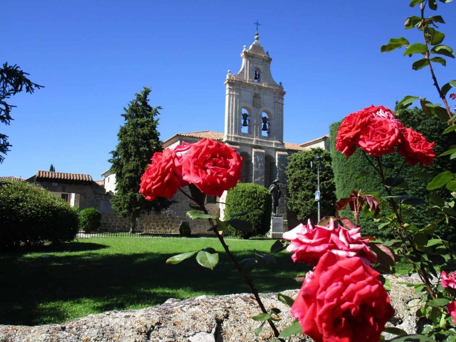 Fachada Monasterio de La Encarnación