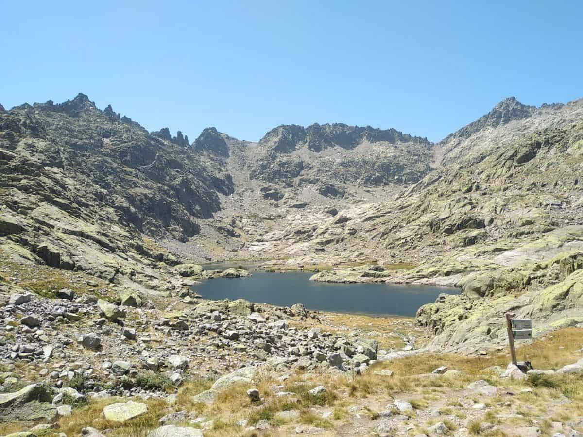 Laguna grande de Gredos