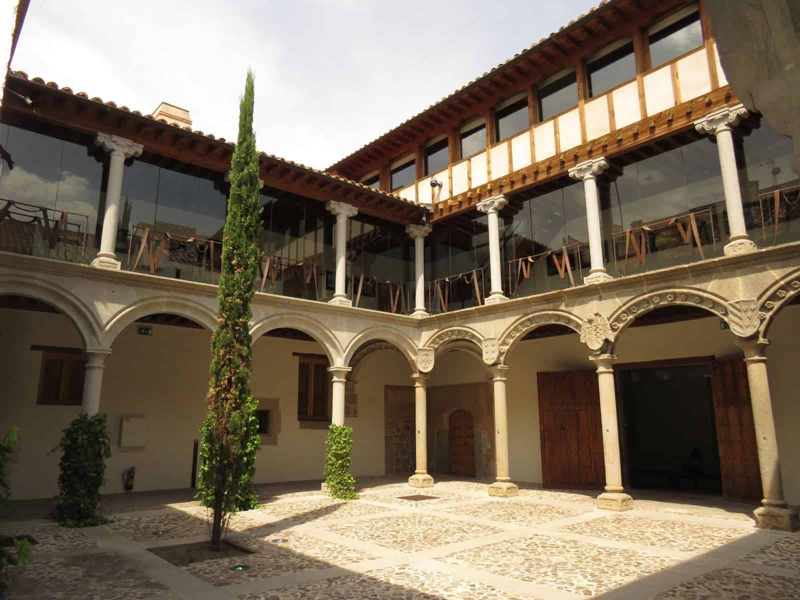 Palacio de los Verdugo. Turismo en Ávila