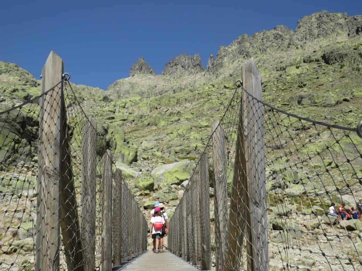 Puente Refugio Elola