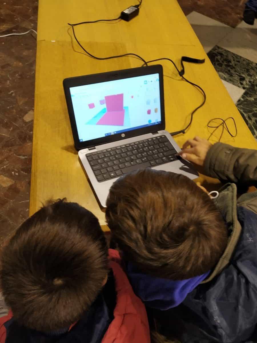 Extraescolares en Ávila. curso 2021/22 en Roboticole