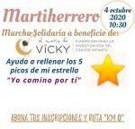 II Marcha Solidaria El Sueño de Vicky