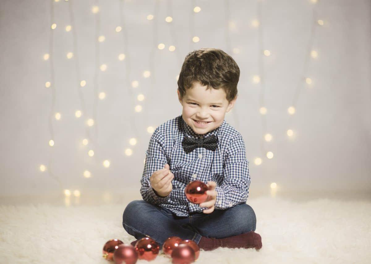 Sesiones fotográficas navideñas