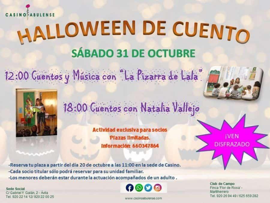Halloween de Cuento