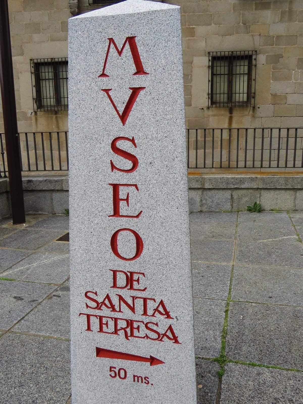 Museo de Santa Teresa en Ávila