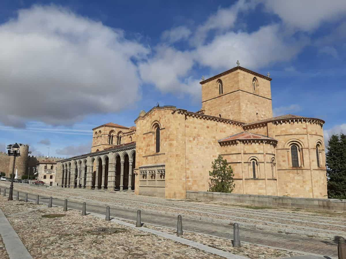 Visitar Ávila. Turismo en Ávila. San Vicente