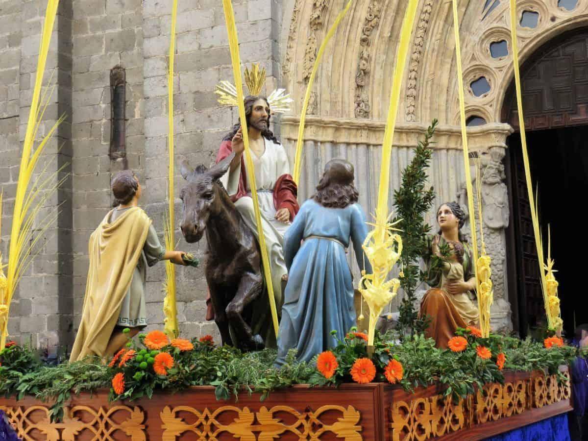 Visitar Ávila. Semana Santa.