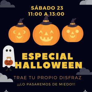 fiesta halloween Lala