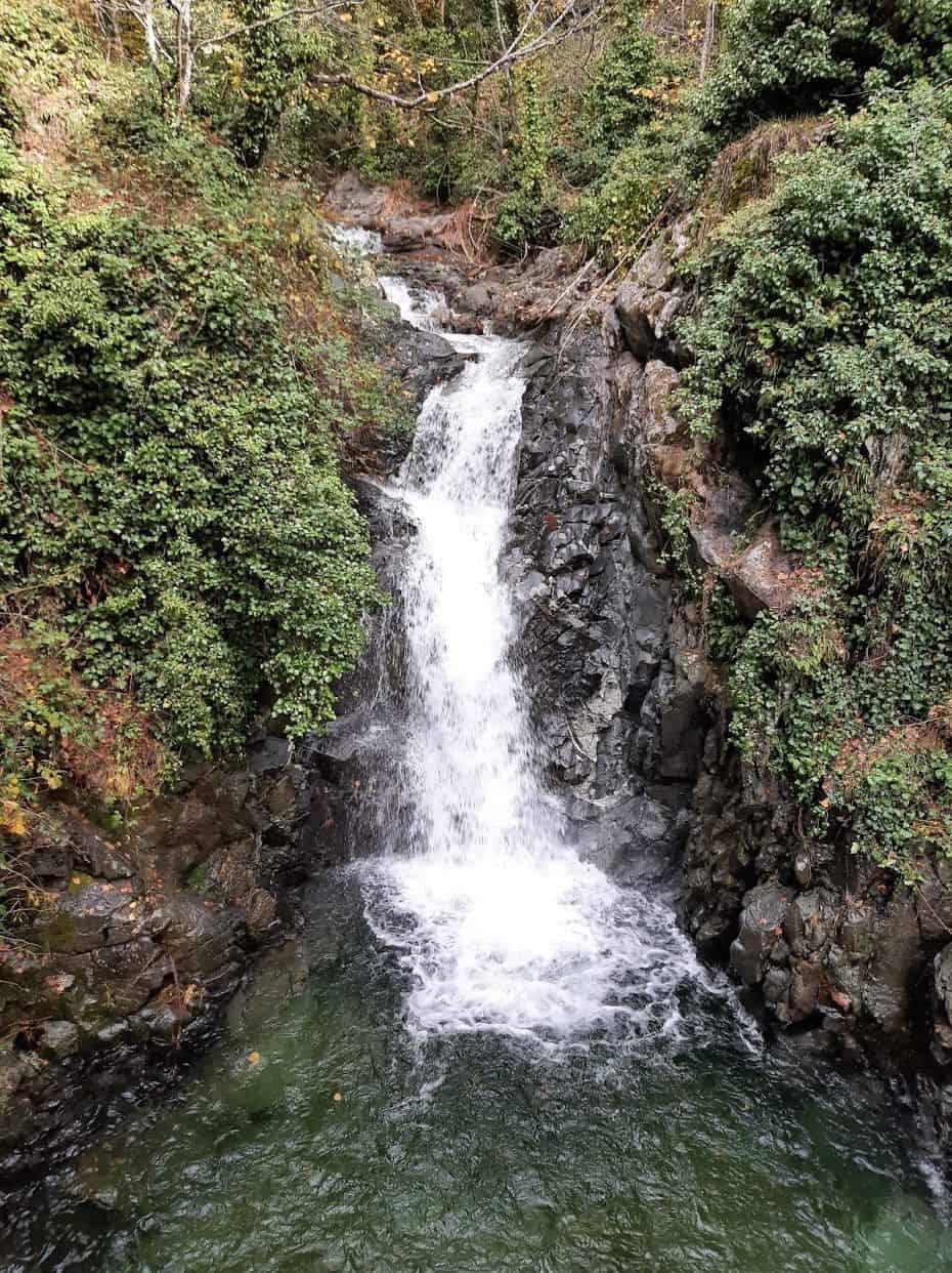 Cascada Nogales