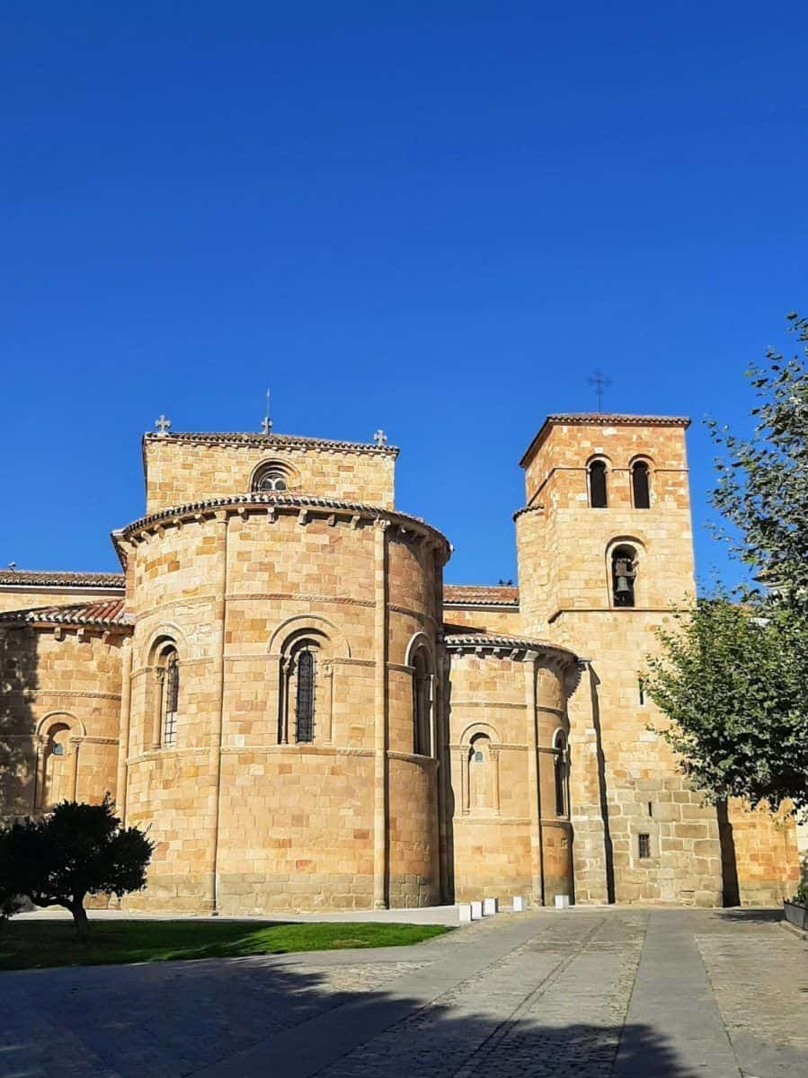 Qué ver en Ávila. Iglesia de San Pedro.