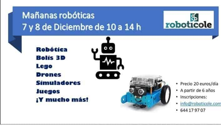 Mañanas Robóticas