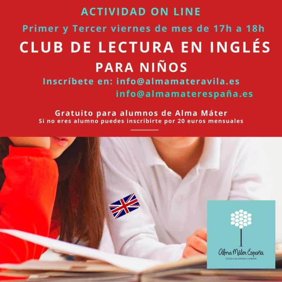 Club Lectura Inglés