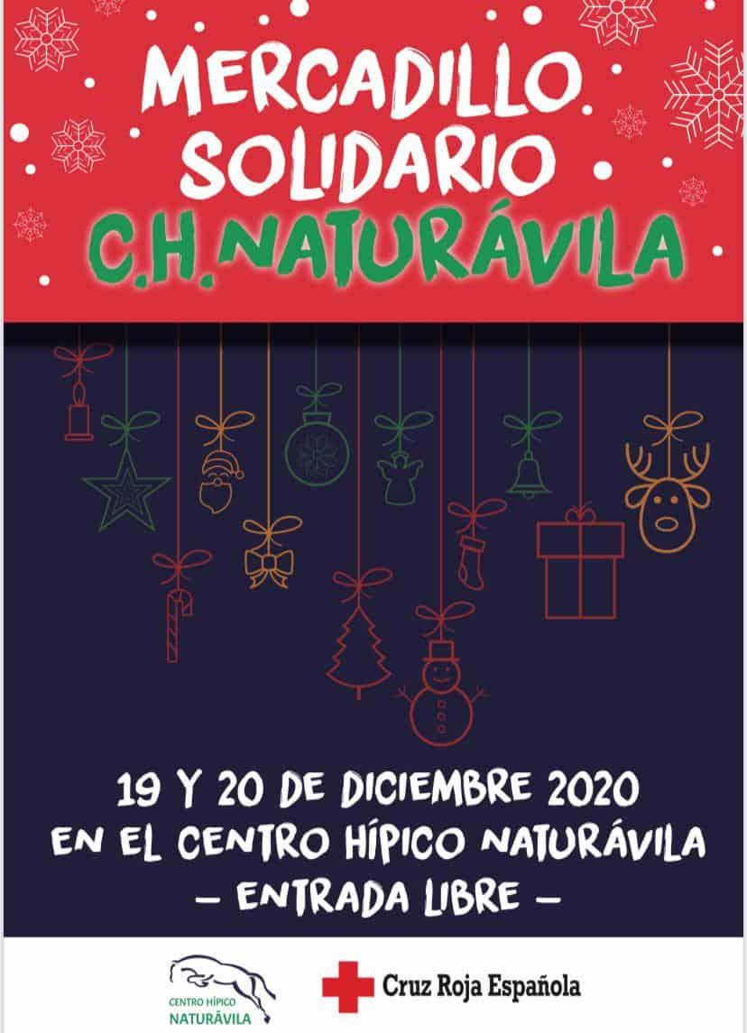 Mercadillo Solidario Naturávila