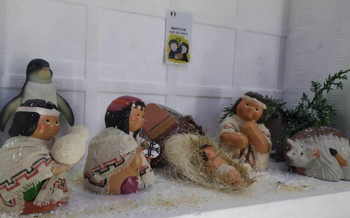 belén mapuche chile
