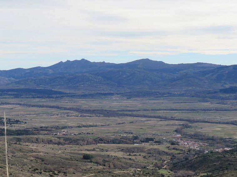 Vistas desde el Monasterio del Risco