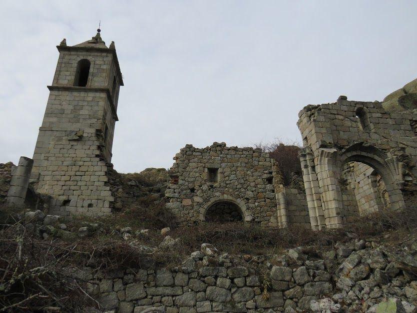 Monasterio de El Risco