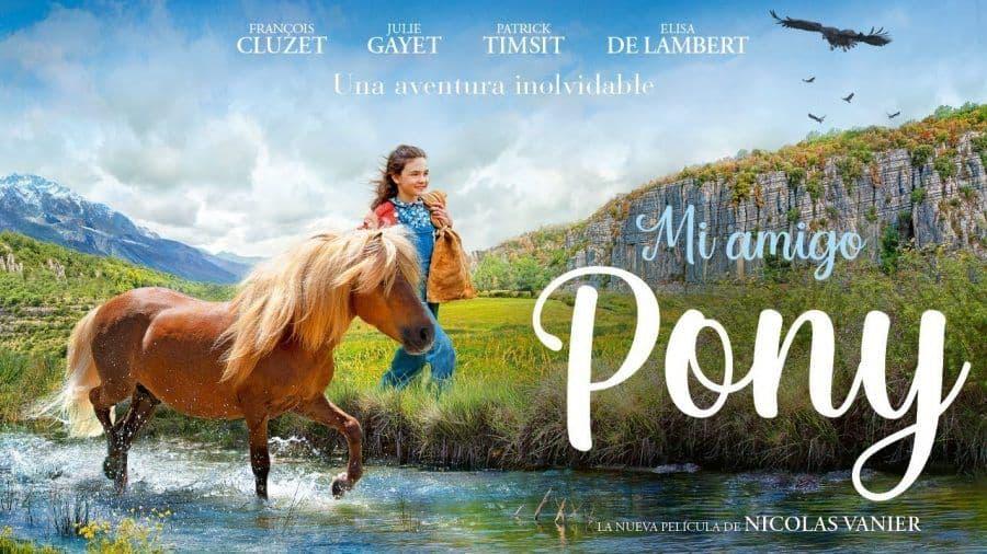 'Mi amigo pony'