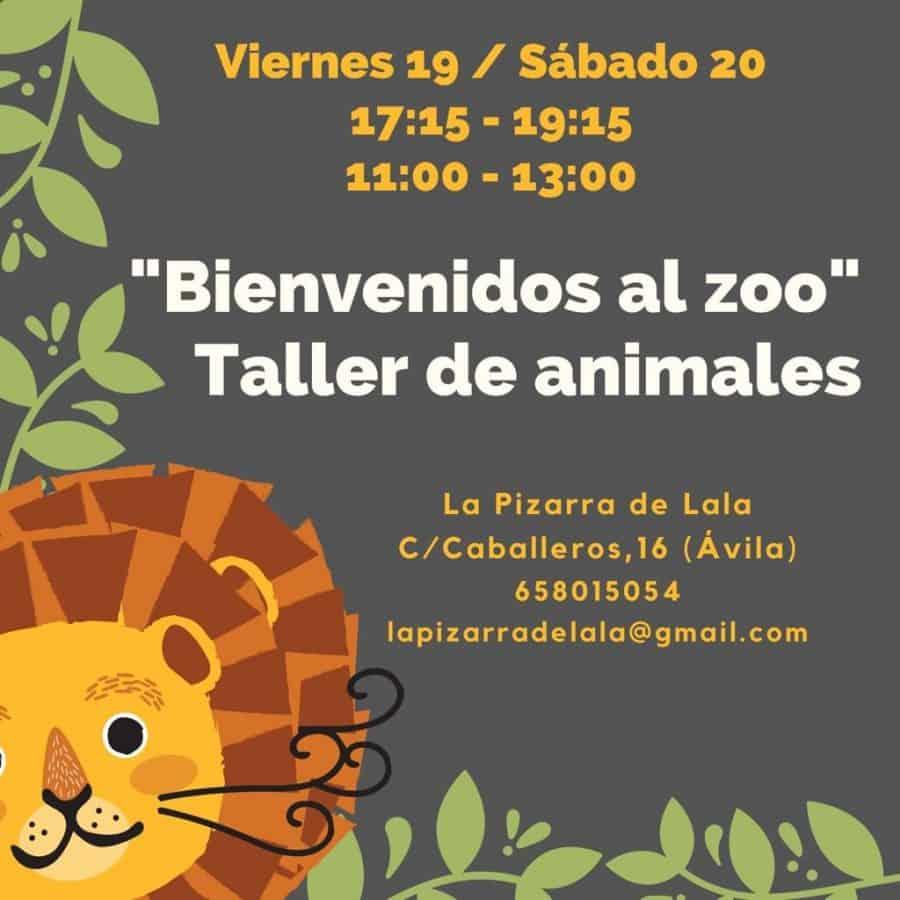 taller de animales