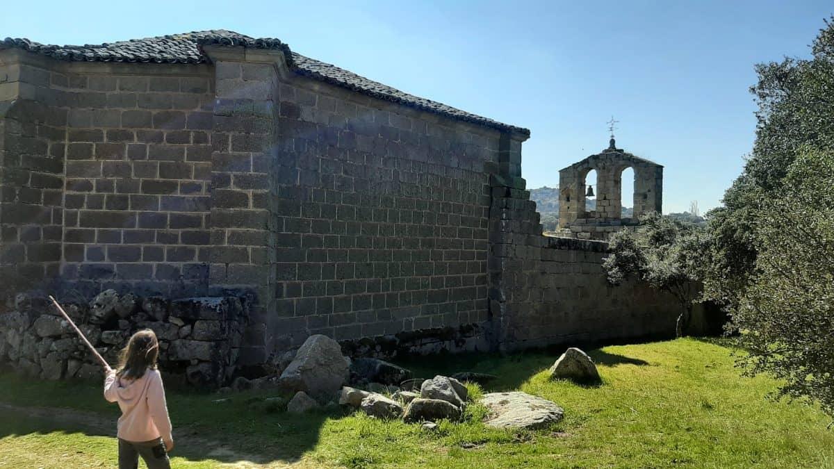 ermita de San Miguel Valdemolinos
