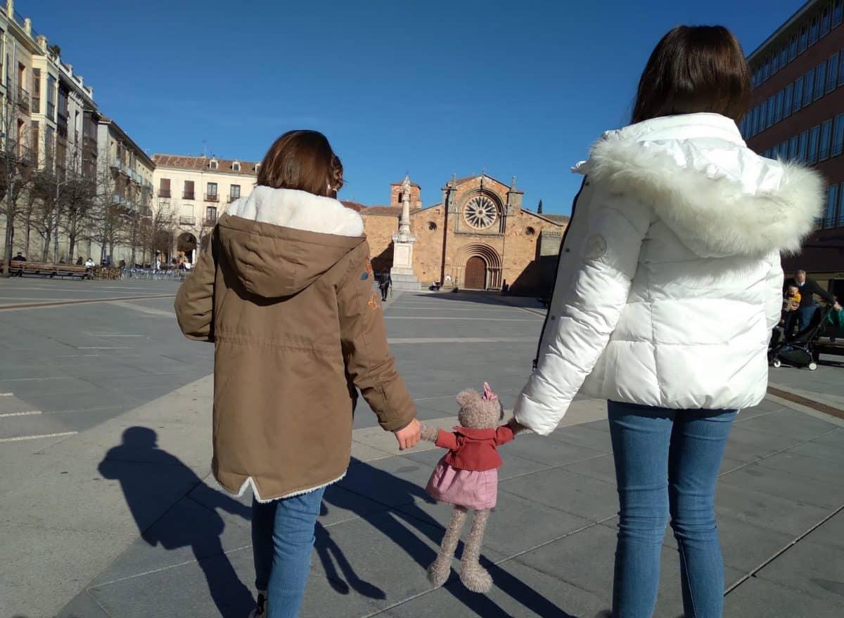 qué ver y hacer en Ávila con niños