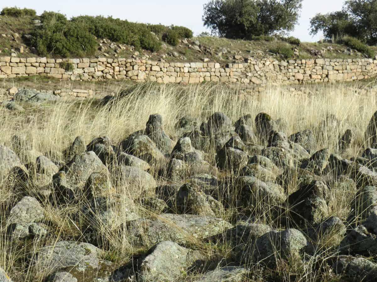 piedras hincadas