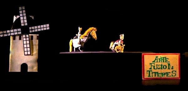 Quijote cabalga de nuevo