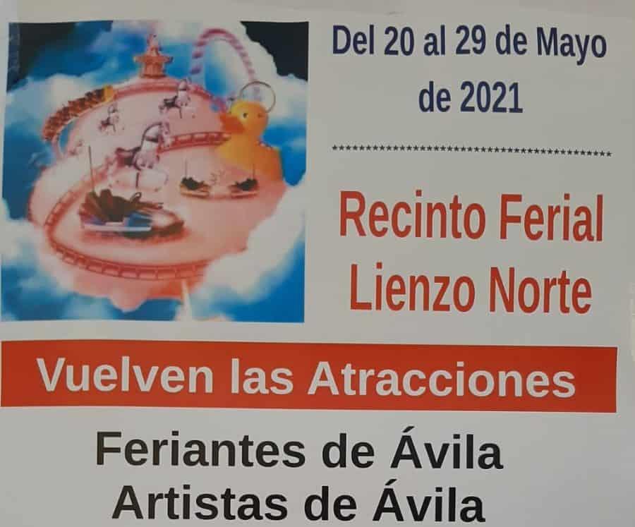 atracciones en Ávila