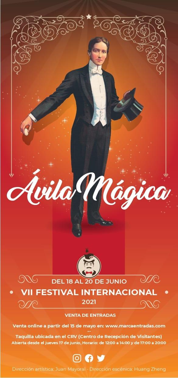 Magia en Ávila