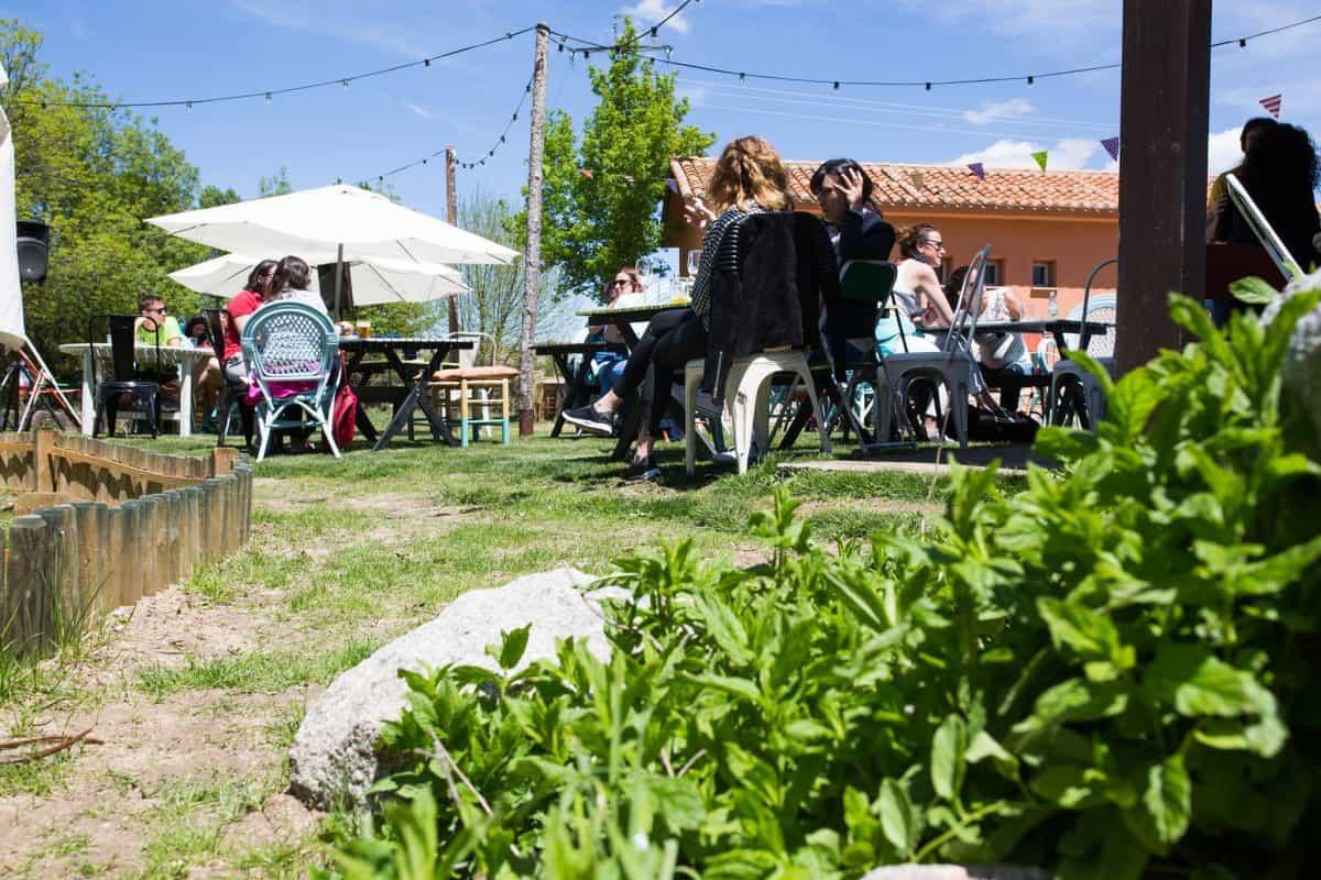 Comer en Ávila con Niños