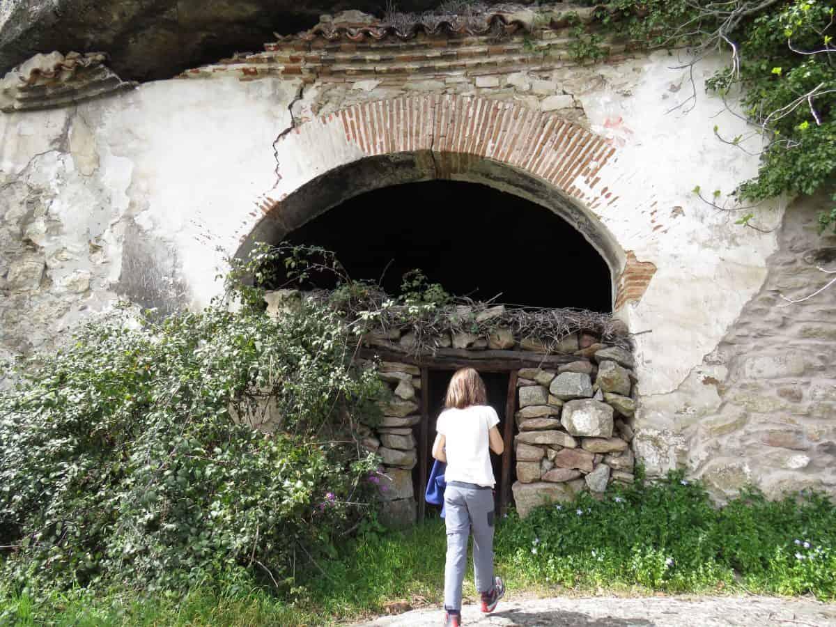 cueva de san patricio