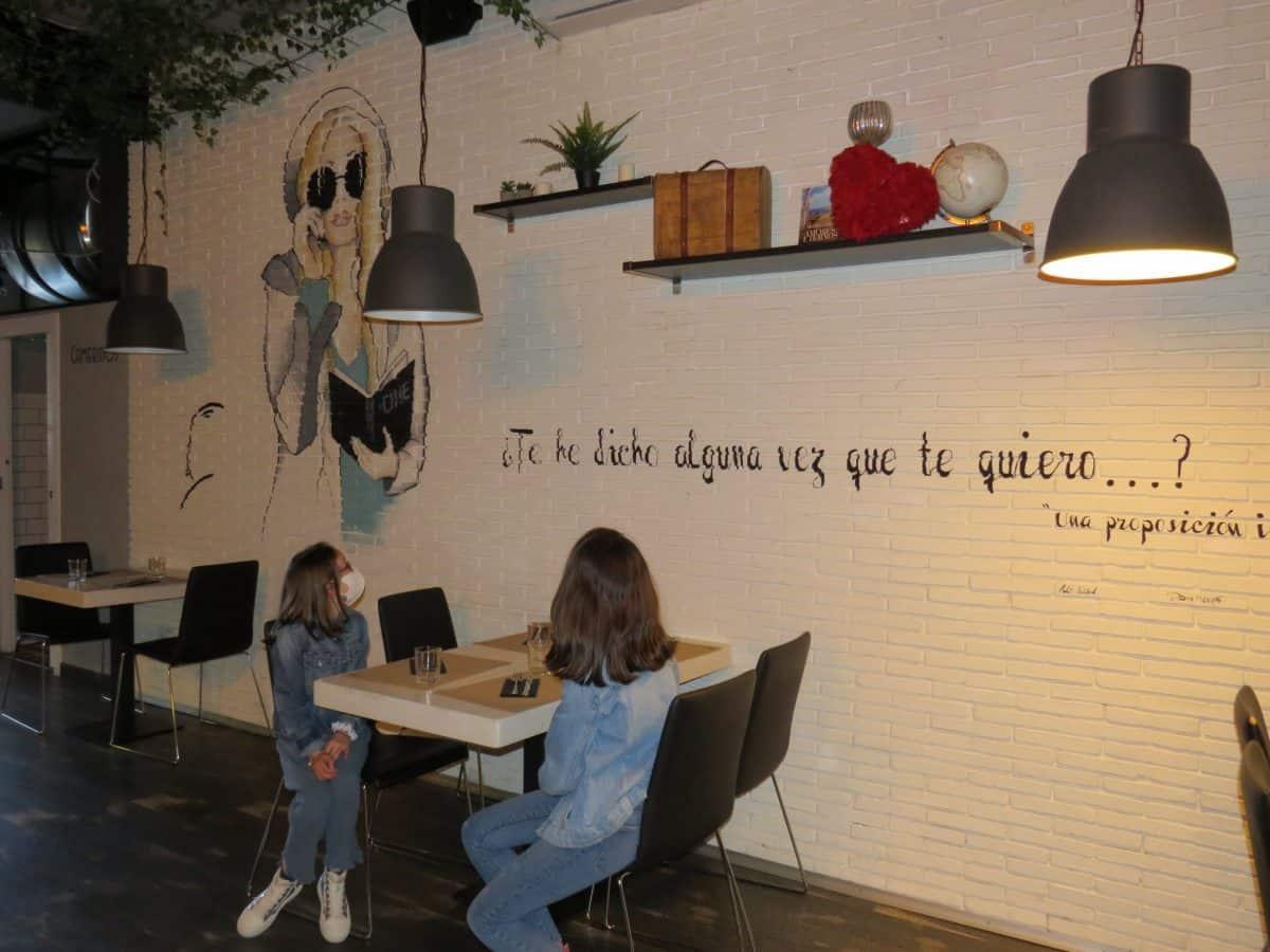Restaurante para niños en Ávila