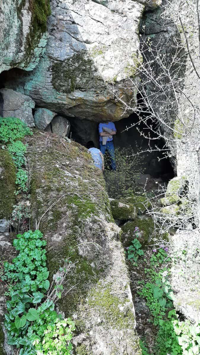 cuevas monasterio