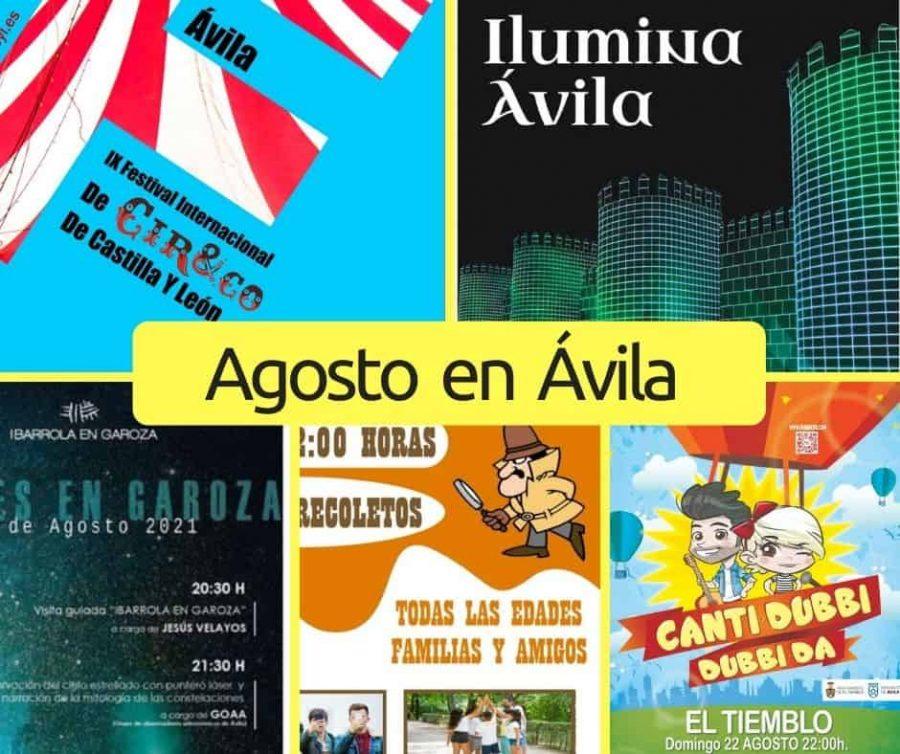 Agosto en Ávila