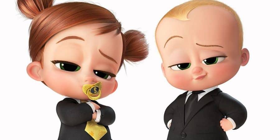 'El bebé jefazo: negocios de familia'