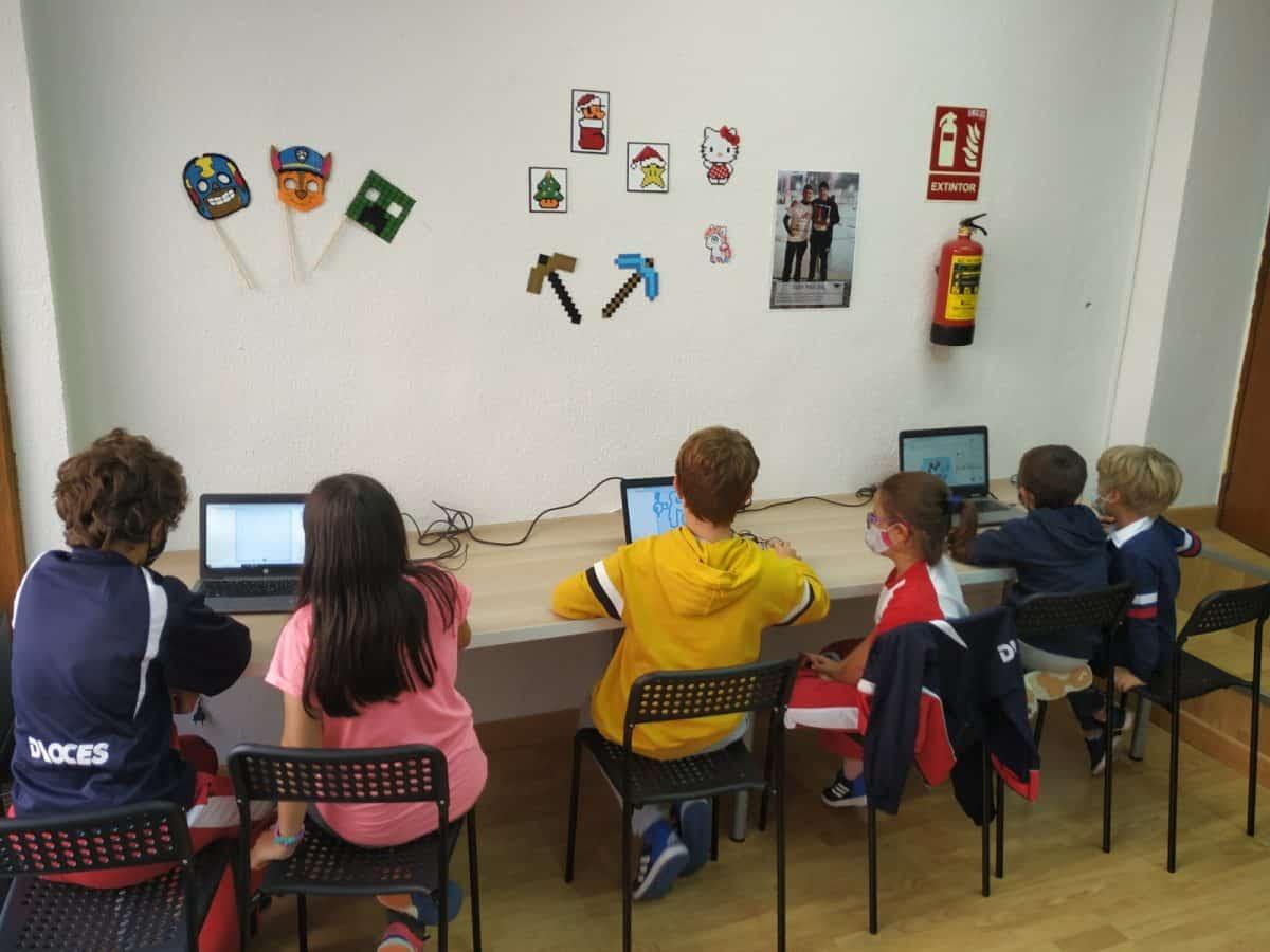 Extraescolares en Ávila. Roboticole