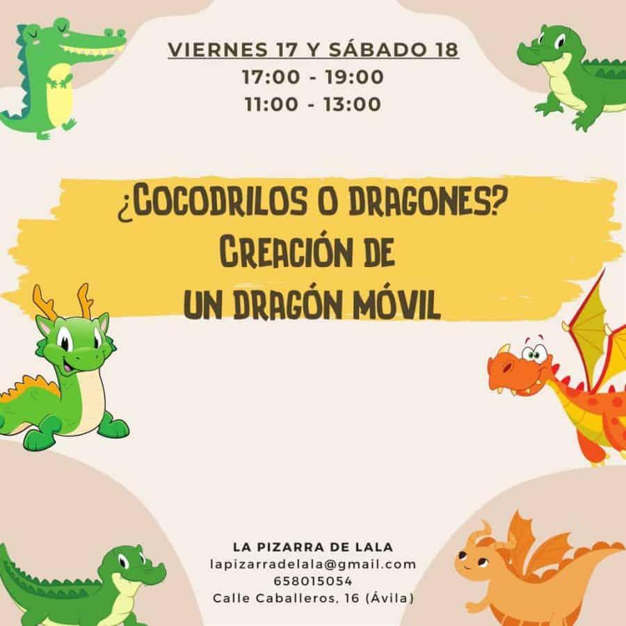 Cocodrilos o dragones