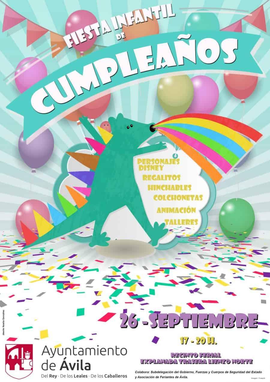 Fiesta Infantil Cumpleaños